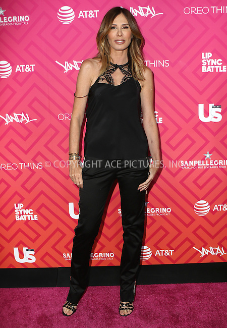 www.acepixs.com<br /> <br /> September 13 2016, New York City<br /> <br /> Carole Radziwill arriving at Us Weekly's Most Stylish New Yorkers 2016 at Vandal on September 13, 2016 in New York City. <br /> <br /> By Line: Nancy Rivera/ACE Pictures<br /> <br /> <br /> ACE Pictures Inc<br /> Tel: 6467670430<br /> Email: info@acepixs.com<br /> www.acepixs.com