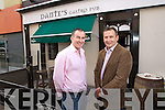 Management of Dantes bar in Tralee Stephen Wallace and Brendan Harnett.