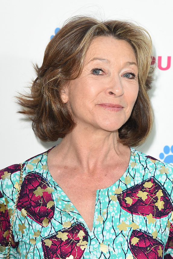 "Cherie Lunghi<br /> arriving for the ""Patrick"" UK premiere, London<br /> <br /> ©Ash Knotek  D3411  27/06/2018"