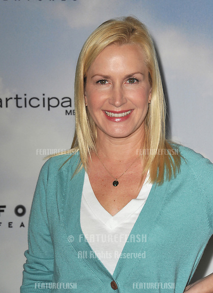 "Angela Kinsey at the Los Angeles premiere of ""Promised Land"" at the Directors Guild Theatre..December 6, 2012  Los Angeles, CA.Picture: Paul Smith / Featureflash"