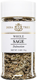30707 Dalmatian Sage, Small Jar 0.5 oz, India Tree Storefront