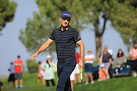 Justin Rose (ENG) during the second round of the Turkish Airlines Open, Montgomerie Maxx Royal Golf Club, Belek, Turkey. 08/11/2019<br /> Picture: Golffile | Phil INGLIS<br /> <br /> <br /> All photo usage must carry mandatory copyright credit (© Golffile | Phil INGLIS)