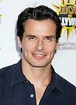 HOLLYWOOD, CA. - August 16: Actor Antonio Sabato Jr. arrives at the third annual Hot in Hollywood held at Avalon on August 16, 2008 in Hollywood, California.
