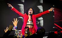 Jessie J in Shanghai, CHINA - 11.04.2018
