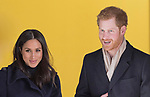 Meghan Markle & Prince Harry - Christmas Apart