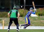 Senior ODI Final WTTU v Wanderers. Saxton Oval, Richmond, Nelson, New Zealand. Saturday 29 March 2014. Photo: Chris Symes/www.shuttersport.co.nz
