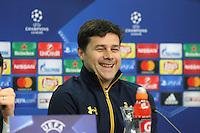 Tottenham Hotspur Champions League Presser/Training 171016