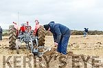 At the Causeway Ploughing Match at O'Connor farm, Sally Road, Ballyduff on Sunday were Moss Trent and Jerry Dennehy