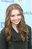 SANTA MONICA, CA - OCTOBER 21:  Sammi Hanratty at the Mattel Party On The Pier Benefiting Mattel Children's Hospital UCLA - Red Carpet at Pacific Park at Santa Monica Pier on October 21, 2012 in Santa Monica, California. © mpi20/MediaPunch Inc. /NortePhoto