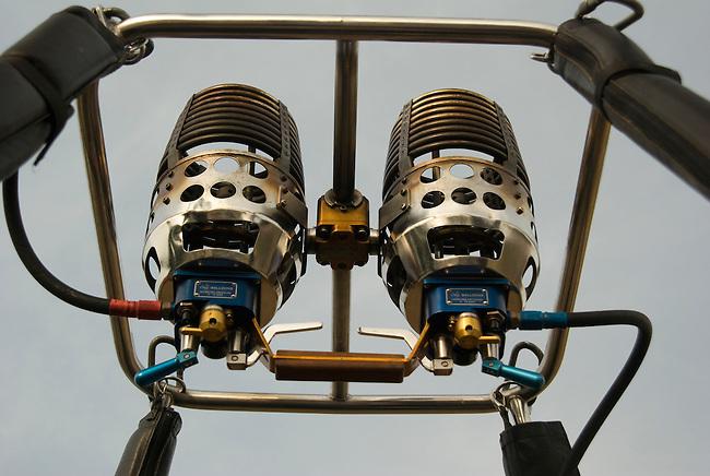 Hot Air Balloon Burners