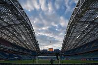 SOCHI, RUSSIA, 21.06.2017 - MEXICO-NOVAZELANDIA - Partida entre México e Nova Zelandia pela segunda rodada do Copa das Confederações em Sochi no Estádio Olimpico de Sochi  na Russia neste quarta-feira, 21. (Foto: Etzel Espinosa/Brazil Photo Press/Folhapress)