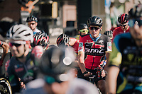 Greg Van Avermaet (BEL/BMC) at the start<br /> <br /> 8th Primus Classic 2018 (1.HC)<br /> 1 Day Race: Brakel to Haacht (193km / BEL)