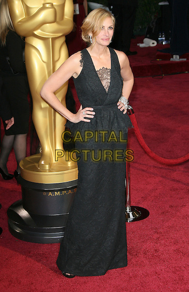 02 March 2014 - Hollywood, California - Julia Roberts. 86th Annual Academy Awards held at the Dolby Theatre at Hollywood &amp; Highland Center.  <br /> CAP/ADM<br /> &copy;AdMedia/Capital Pictures