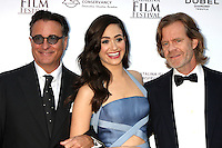 Andy Garcia, Emmy Rossum, William H. Macy <br /> at the Catalina Film Festival Gala, Casino Avalon, Catalina Island, CA 09-27-14<br /> David Edwards/DailyCeleb.com 818-915-4440