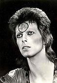 1973: DAVID BOWIE - Ziggy Stardust Tour UK