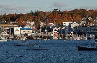 Autumn Light, Boothbay Harbor #2