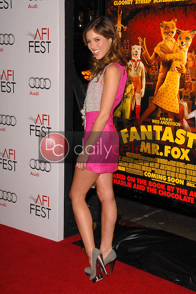 Kayla Ewell<br />at the Los Angeles Screening of 'Fantastic Mr. Fox' for the opening night of AFI Fest 2009. Grauman's Chinese Theatre, Hollywood, CA. 10-30-09<br />Dave Edwards/DailyCeleb.com 818-249-4998