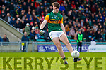 Seán Quilter, Kerry during the 2020 McGrath Cup Group B match between Kerry and Cork at Austin Stack Park in Tralee, Kerry.