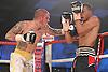 Chris Eubank Jr vs Terry Carruthers - Clevedon 07-07-12 -