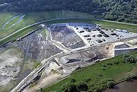 Kreetsand: EUROPA, DEUTSCHLAND, HAMBURG 21.06.2016:   Tiedeelbe Konzept Kreetsand, Hamburg Port Authority (HPA), soll auf der Ostseite der Elbinsel Wilhelmsburg zusaetzlichen Flutraum für die Elbe schaffen. Das Tidevolumen wird durch diese strombauliche Massnahme vergroessert und der Tidehub reduziert. Gleichzeitig ergeben sich neue Moeglichkeiten für eine integrative Planung und Umsetzung verschiedenster Interessen und Belange aus Hochwasserschutz, Hafennutzung, Wasserwirtschaft, Naturschutz und Naherholung.