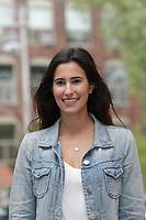 le jeune philantrope Stephanie Stergiotis
