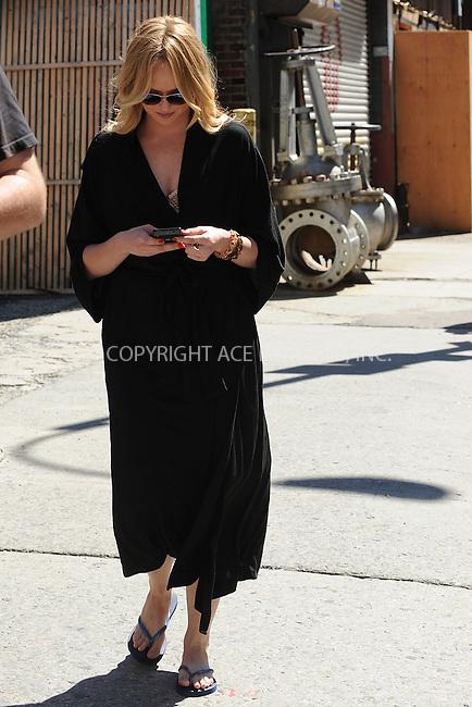 WWW.ACEPIXS.COM . . . . . .August 30, 2011, New York City....Kaylee DeFer on  set of the TV show 'Gossip Girl' on August 30, 2011 in New York City in New York City....Please byline: KRISTIN CALLAHAN - ACEPIXS.COM.. . . . . . ..Ace Pictures, Inc: ..tel: (212) 243 8787 or (646) 769 0430..e-mail: info@acepixs.com..web: http://www.acepixs.com .