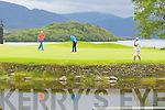 The Irish Open golf championship in Killarney
