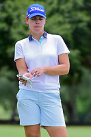 Karine Icher (FRA) prepares to tee off on 9 during round 2 of  the Volunteers of America Texas Shootout Presented by JTBC, at the Las Colinas Country Club in Irving, Texas, USA. 4/28/2017.<br /> Picture: Golffile   Ken Murray<br /> <br /> <br /> All photo usage must carry mandatory copyright credit (&copy; Golffile   Ken Murray)