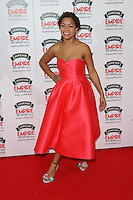 Antonia Thomas at The Jameson Empire Film Awards 2014 - Arrivals, London. 30/03/2014 Picture by: Henry Harris / Featureflash