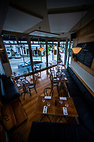 Salty Pidgin restaurant in Wellington New Zealand on Friday, 24 August 2018. Photo: Dave Lintott / lintottphoto.co.nz