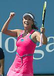 Shuai Peng (CHN) defeats Belinda Bencic (SUI) 6-2, 6-1