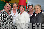 RELATIONS: Elena O'Driscoll, Bridget O'Neill, Mary Dooley, Teresa McCarthy, Eileen Burke all formally McCarthy's travelled from Cork and Killarney to attend the Mitchel's Street party on Friday afternoon.   Copyright Kerry's Eye 2008