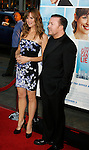 """HOLLYWOOD, CA. - September 21: Jennifer Garner and Ricky Gervais arrive at the Los Angeles premiere of """"The Invention of Lying"""" at the Grauman's Chinese Theatr on September 21, 2009 in Hollywood, California."""