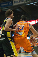 Valencia Basket Club - CB Canarias (16-2-2013) liga ACB 2012-2013