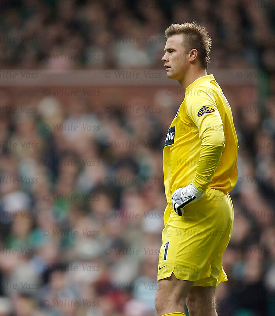 Artur Boruc, Celtic.stock season 2006-2007.pic willie vass