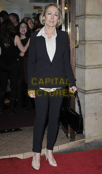 LONDON, ENGLAND - OCTOBER 23: Paula Wilcox attends the &quot;Memphis&quot; press night performance, Shaftesbury Theatre, Shaftesbury Avenue, on Thursday October 23, 2014 in London, England, UK. <br /> CAP/CAN<br /> &copy;Can Nguyen/Capital Pictures