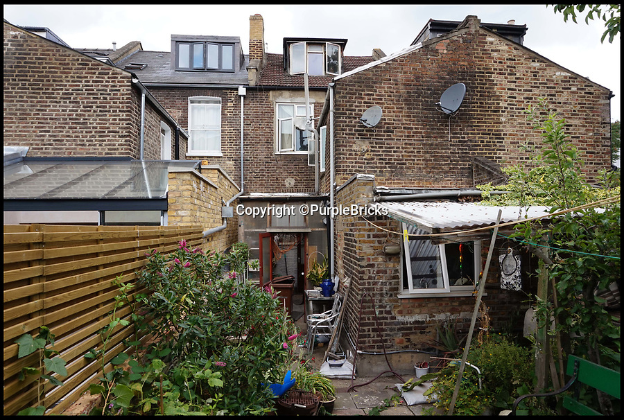 BNPS.co.uk (01202 558833)Pic: PurpleBricks/BNPS<br /> <br /> Fassett Square.<br /> <br /> A house on 'the real life Albert Square' has become available for sale and is being tipped to achieve up to £1.2 million.<br /> <br /> The four bed property is located on Fassett Square, Hackney, which is said to be the real life inspiration behind Albert Square in the long-running BBC soap, Eastenders.
