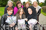 "Pictured at the launch of "" Artisrty of teh Mind"" a fundraiser in aid of Acquired Brain Injury Ireland-Kerry Services, which will be held in The Malton hotel, Killarney on October 28th were Lucia Power, Nia O'Mara, Norma O'Donoghue, Eileen O'Mara, Mary Keane, Emer Corridan and Lisa Spogler. ................................................"
