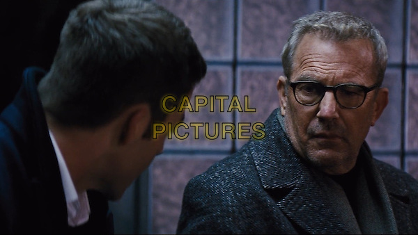 Chris Pine, Kevin Costner<br /> in Jack Ryan: Shadow Recruit (2014) <br /> *Filmstill - Editorial Use Only*<br /> CAP/NFS<br /> Image supplied by Capital Pictures