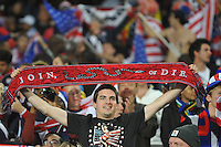 The United States won Group C of the 2010 FIFA World Cup in dramatic fashion, 1-0, over Algeria in Pretoria's Loftus Versfeld Stadium, Wednesday, June 23rd..