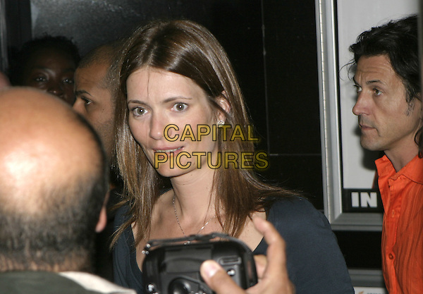 "PLUM SYKES.""Super Size Me"" Premiere, Curzon Mayfair, London, .1st September 2004..half length .Ref: AH.www.capitalpictures.com.sales@capitalpictures.com.©Capital Pictures."