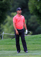 Rafa Echenique (ARG) on the 5th fairway during Round 1 of the D+D Real Czech Masters at the Albatross Golf Resort, Prague, Czech Rep. 31/08/2017<br /> Picture: Golffile | Thos Caffrey<br /> <br /> <br /> All photo usage must carry mandatory copyright credit     (&copy; Golffile | Thos Caffrey)