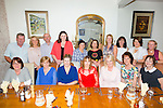 Work friends from the Department of Social Protection enjoying a night out at Bella Bia's on Friday