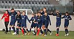19.3.2018: Scotland u21 training:<br /> Scotland under 21 training