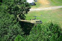 US Army display helicopter