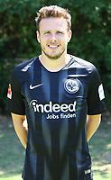 Nikolai Müller (Eintracht Frankfurt) - 26.07.2018: Eintracht Frankfurt Mannschaftsfoto, Commerzbank Arena