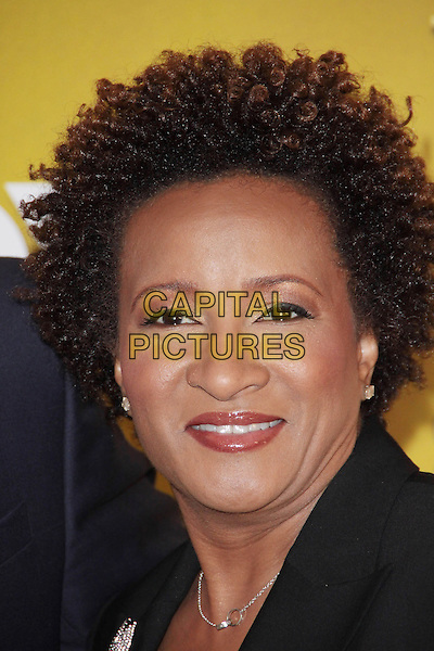 WANDA SYKES .41st Annual NAACP AWARDS Nomination Announcements and Press Conference  held at  The SLS Hotel, Beverly Hills, California, USA,.6th January 2010..portrait headshot black lipstick make-up .CAP/ADM/TC.©T.Conrad/Admedia/Capital Pictures