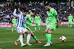 CD Leganes's Jose Luis Garcia del Pozo 'Recio' during La Liga match between CD Leganes and Levante UD at Butarque Stadium in Leganes, Spain. March 04, 2019. (ALTERPHOTOS/A. Perez Meca)