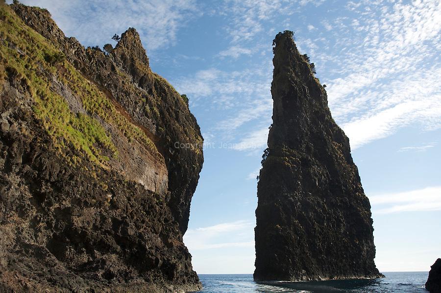 Flores Island..