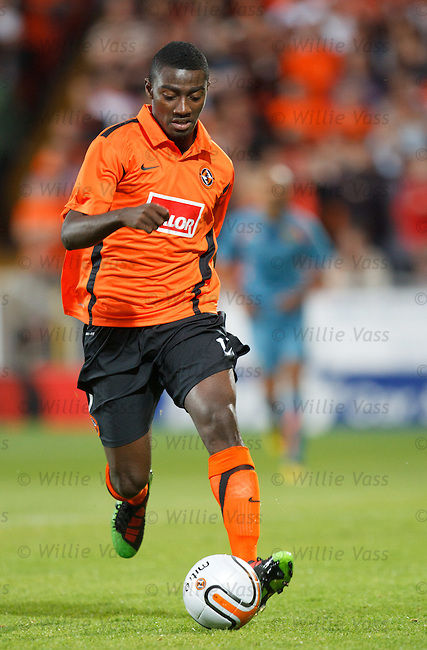 Prince Buaben, Dundee Utd